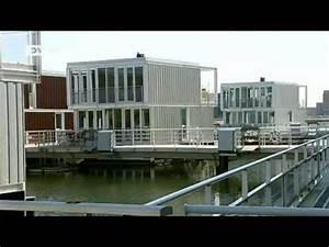 Häuser In Holland : wohnen auf dem wasser schwimmende h user in amsterdam euromaxx youtube ~ Watch28wear.com Haus und Dekorationen
