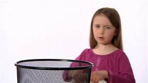 Little Girl Sneezing - She Catches A Cough And Sneeze In A ...