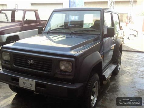 Used Daihatsu Rocky For Sale by Used Daihatsu Rocky 1993 Car For Sale In Rawalpindi
