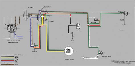 Yamaha R5 Wiring Diagram by Bultaco Motorcycles
