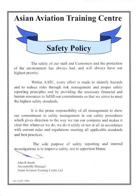 Compliance Safety Aatc