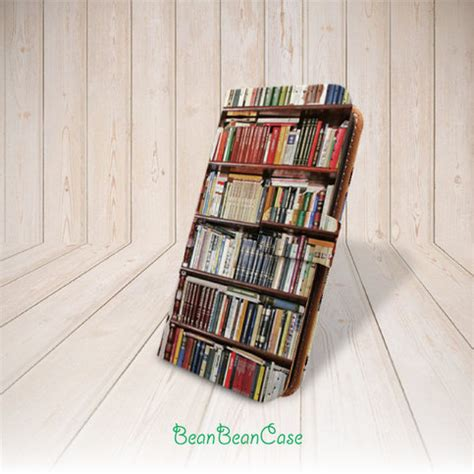 Iphone 4 Bookcase by Antique Bookshelf Bookcase Cover Flip Pu Leather Cover