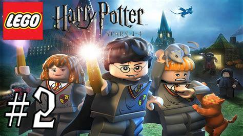 Al principio de la partida podremos elegir si queremos ser un chico o una chica, e incluso podremos. Let's Play #2 LEGO Harry Potter: Lata 1-4 - Pierwszy rok ...