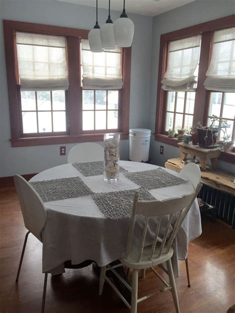behr classic silver  heaven    kitchen