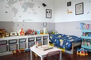 Rangement Chambre Enfant Ikea : decoration chambre garcon ikea visuel 2 ~ Teatrodelosmanantiales.com Idées de Décoration
