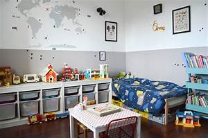 Ikea Idee Deco : idee deco chambre fille ikea ~ Preciouscoupons.com Idées de Décoration