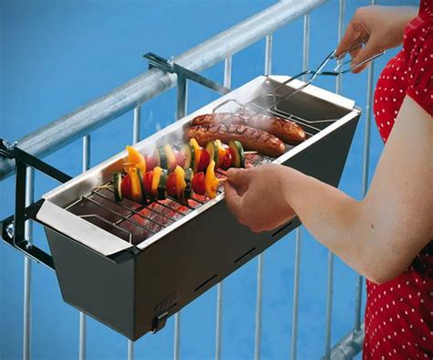 get your balcony to meet the grill of its dreams