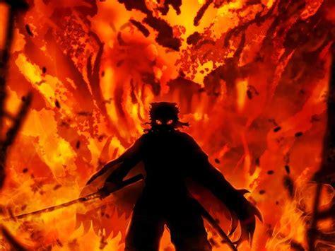 3840x2160 Kyojuro Rengoku Demon Slayer 4k Wallpaper Hd