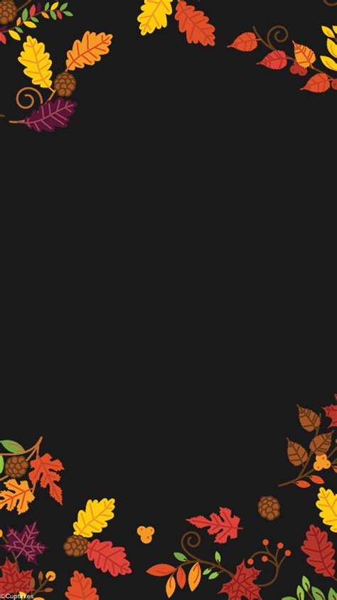 Autumn Lock Screen Wallpapers by Autumn Cuptakes Wallpaper Lock Screen Background