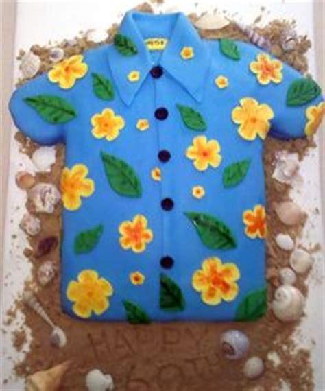 hawaiian shirt cake cake ideas novelty cakes
