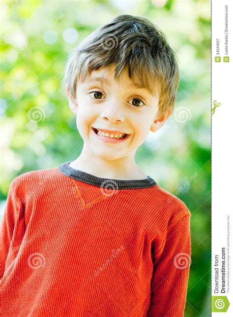 Even if you don't post your own creations, we appreciate feedback on ours. Outdoor 7 Year Old Portrait Stock Image - Image of male, looking: 34344627