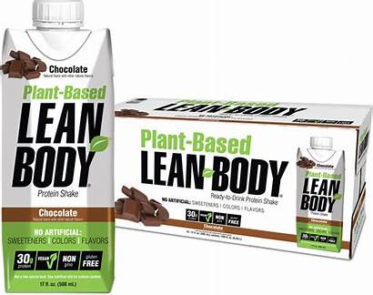 Plant Labrada Based Lean Protein Less Drink