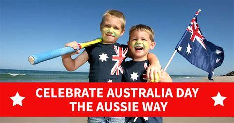 celebrate australia day the aussie way yayme