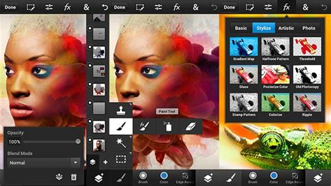 photoshop android 14 best android apps for artists android authority