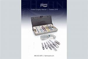 Hahn Tapered Implant System - Downloads Library