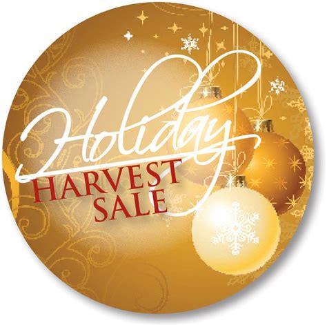 Holiday Harvest Sale 2016