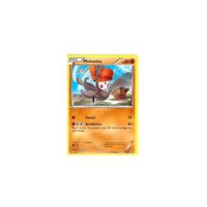 pokemon pokemon card meloetta promo bw69 p381