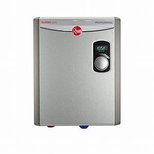 Best Tankless Electric Water Heaters In 2020  Buying Guide