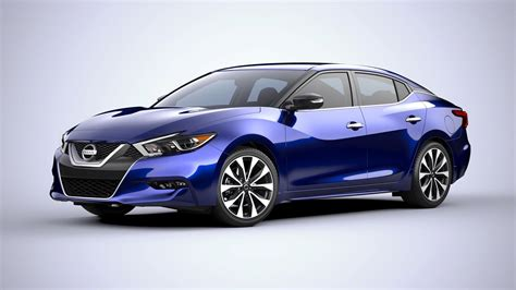 2016 Nissan Maxima News And Information
