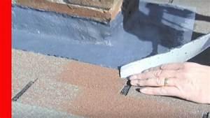 Chimney Flashing Repair - How To Fix Leaks