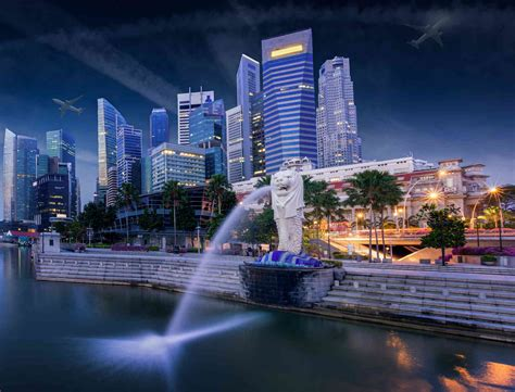Private Jet Vacation to Singapore, Malaysia & Indonesia