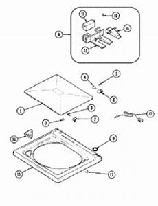 Parts For Maytag Pav3000aww Washer