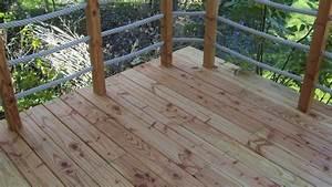terrasse douglas wikiliafr With exposition d une maison 3 realisations douglas bois les charpentiers constructeurs