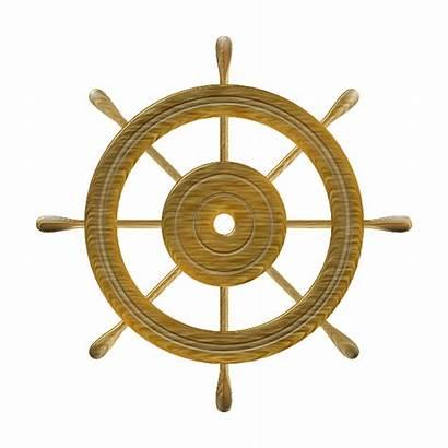 Wheel Boat Clip Clipart Clker Vector