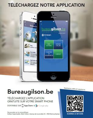 application bureau applications mobiles