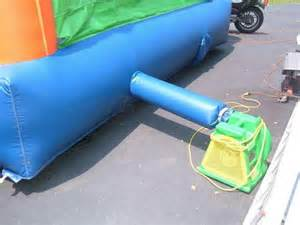 Air Blower Bounce House