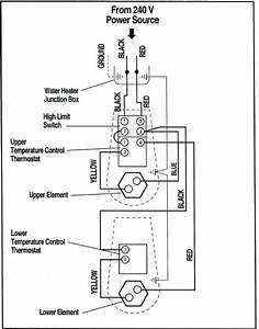 Richmond Electric Water Heater Wiring Diagram