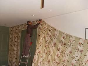 Tissu Mural Tendu : baguette pour pose tissu mural baguette de finition carrelage baguette finition faience ~ Nature-et-papiers.com Idées de Décoration