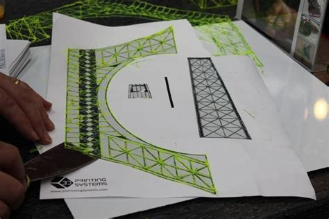 3d template parts of the eiffel tower 3d printer pen