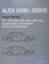 service manuals schematics 1986 audi 5000s free book repair manuals audi repair manual audi 5000 5000s 1977 1983 bentley publishers repair manuals and