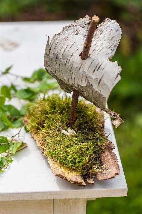 Aus Naturmaterialien by Die 25 Besten Ideen Zu Basteln Mit Naturmaterialien Auf
