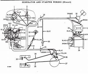 Deere 1020 Wiring Diagram