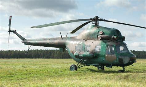 Mil Mi-2 T / Hoplite Helicopter