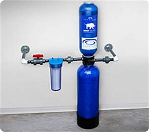 le systeme de filtration deau toute maison rhino eq 300 With systeme filtration eau maison