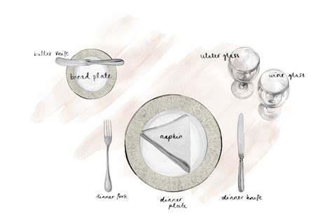 wine glass placement on table how to set a table dining table setting ideas luxdeco com