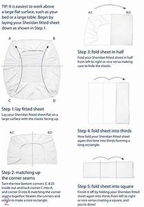How To Fold A Fitted Sheet Easy Tips And Tricks Video