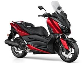 Yamaha X Max 2018 by 2018 Yamaha X Max 125 Scooter Released In Europe