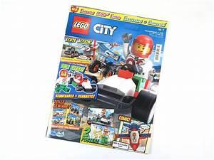 Lego City Magazin : review lego city magazin nr 7 mit rennfahrer und ~ Jslefanu.com Haus und Dekorationen