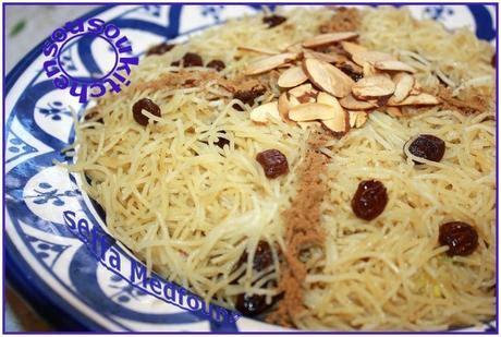 cuisine marocaine seffa la cuisine marocaine seffa medfouna paperblog