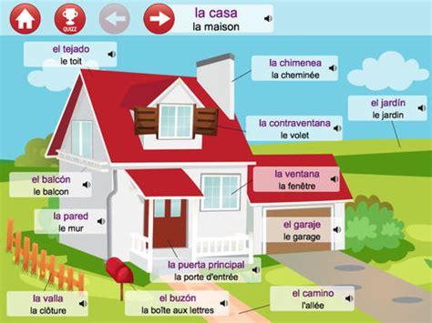 la chambre en espagnol apprendre l 39 espagnol ecouter parler et jouer découverte