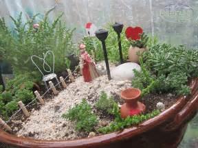Mini Jardines De Cactus by Mis Manualidades Y Aficiones Mini Farolas Para Mini Jardin
