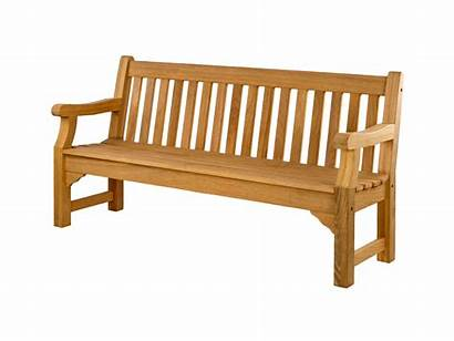 Bench Park Alexander Rose 6ft Roble Wooden