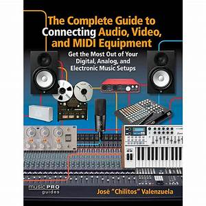 Hal Leonard The Complete Guide To Connecting Audio  Video