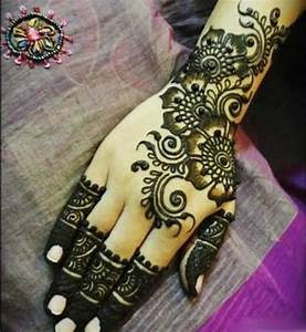 Traditional Mehndi Designs For Hands 2012 - blondelacquer