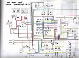 2002 Yamaha 350 Warrior Wiring Diagram