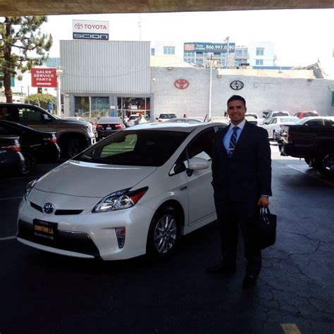 Toyota Downtown La by I My New 2015 Toyota In Prius Thank You Dtla